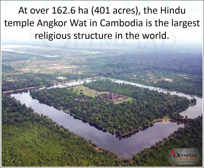 Largest Religious Structure in the World