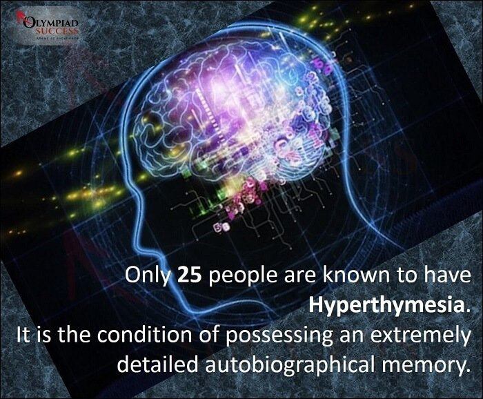 Hyperthymesia Condition