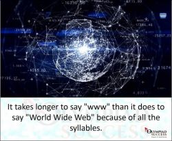 WWW vs World Wide Web