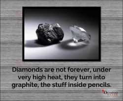 Diamonds Vs Graphite