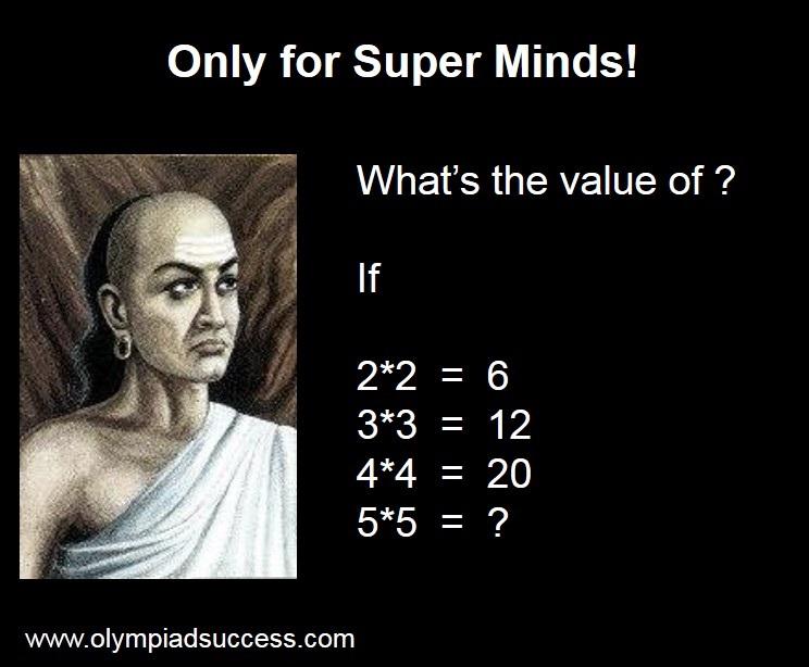 Super Minds Puzzle 19