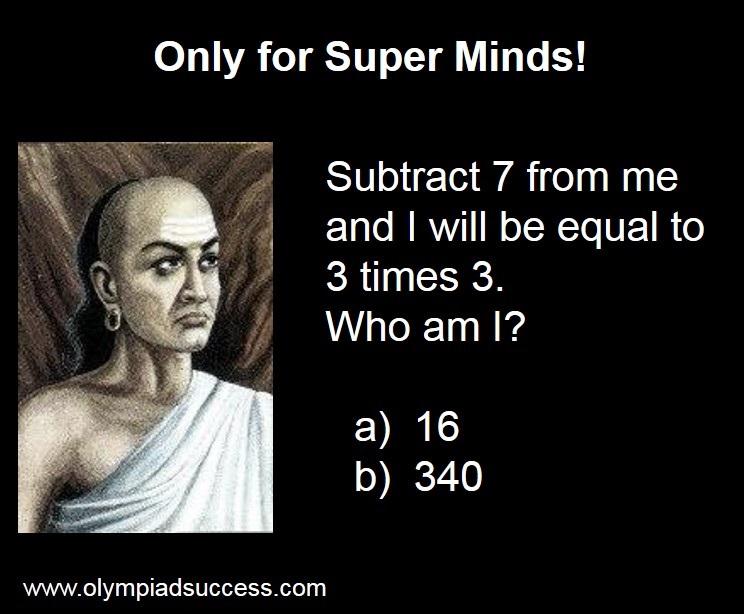 Super Minds Puzzle 21