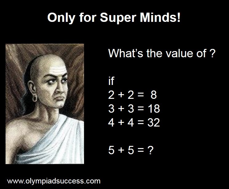 Use Your Logical Mind to Solve this Question - Olympiad Success