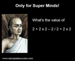 Use your Super Mind to Solve this Class 6 Math Question
