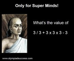 Challenge to Solve this Super Mind Question in 10 Sec