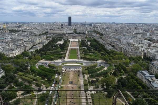 Paris The City Of Love, Peace & Happiness - My Click My Pick