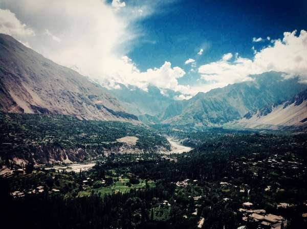 Hunza Valley, One Of The Most Beautiful Place In The World - My Click My Pick