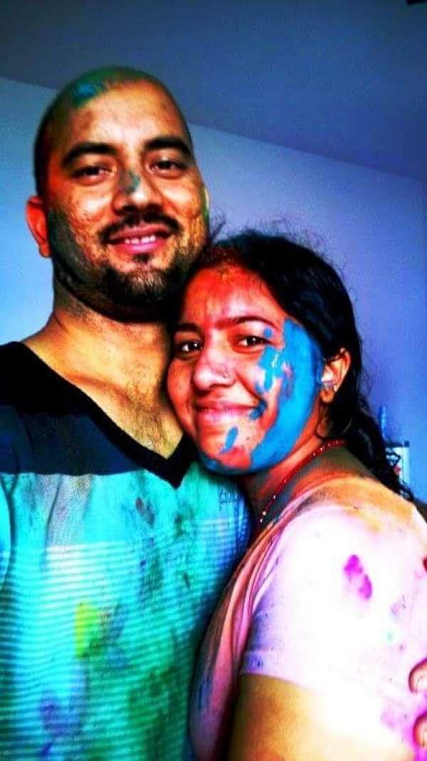 Celebrate Hoil With Husband My Dear Friend  - My Click My Pick