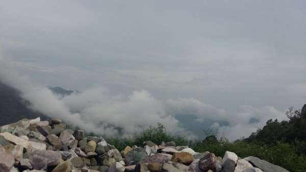 Photos Of A Group Of Clouds In The Nanital Top - My Click My Pick