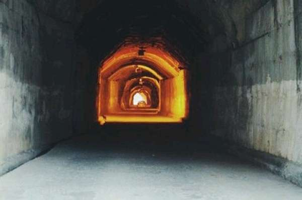 That Darkness! #tunnel. - My Click My Pick