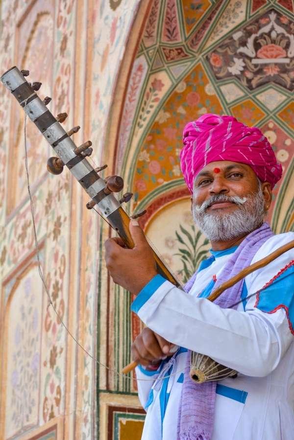 Jaipur's Musicman - My Click My Pick