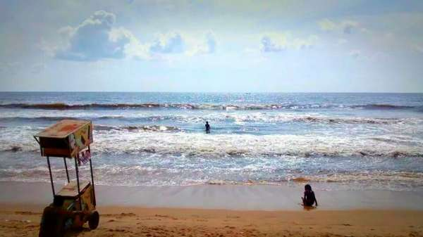 Rushing Waves - My Click My Pick