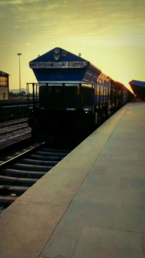 Trains Are Beauty - My Click My Pick